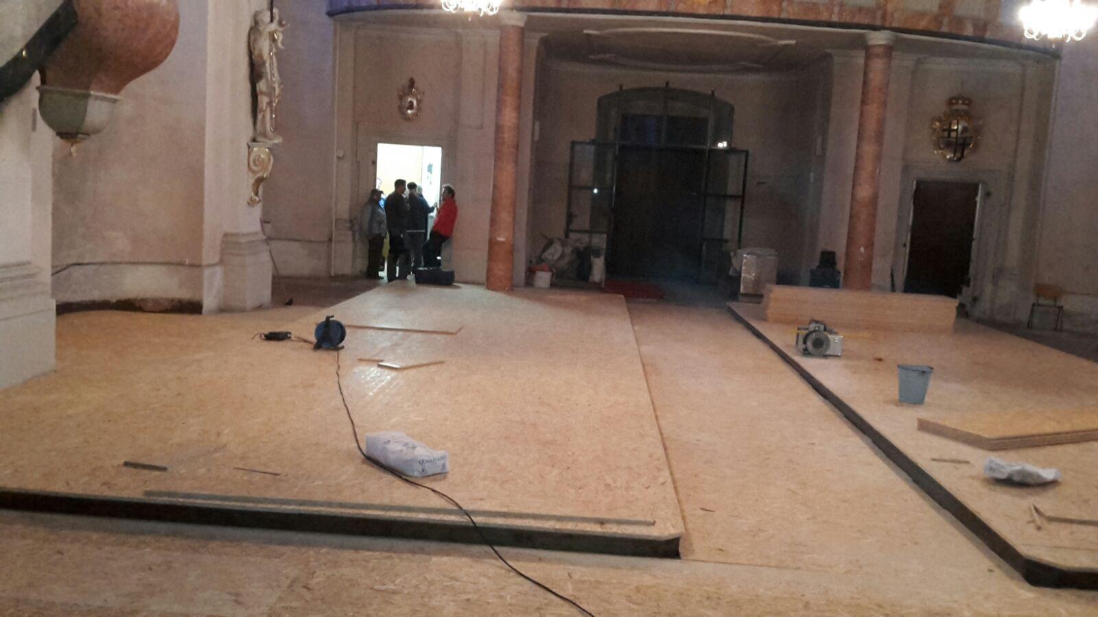Osb Fußbodenplatten Verlegen ~ Katholische pfarrgemeinde mariä himmelfahrt zellabildergalerie
